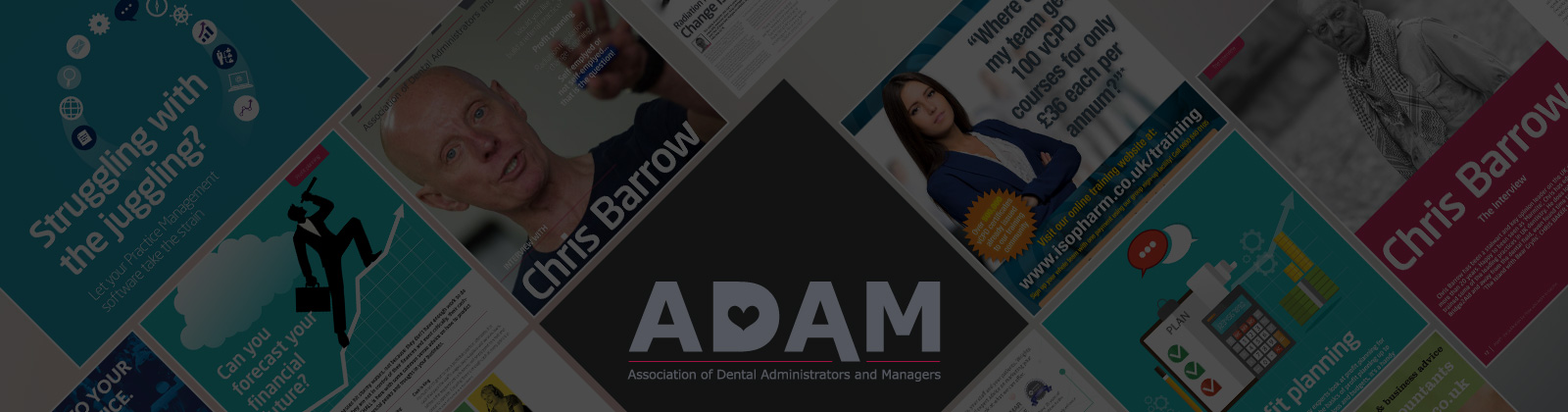 Welcome to the Association of Dental Administrators and Managers